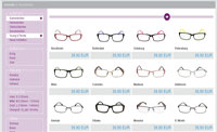 (Magento)Tryon Glasses Store
