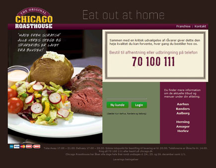 Roast Duck Ordering System Case Study